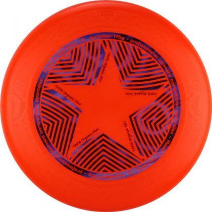 Eurodisc 175g Star orange ORGANIC