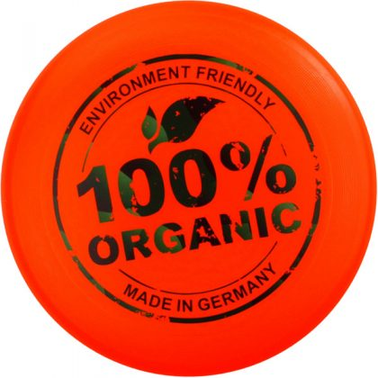 Eurodisc 175g 100% ORGANIC orange